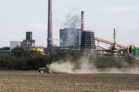 Coking plant Jadwiga and field